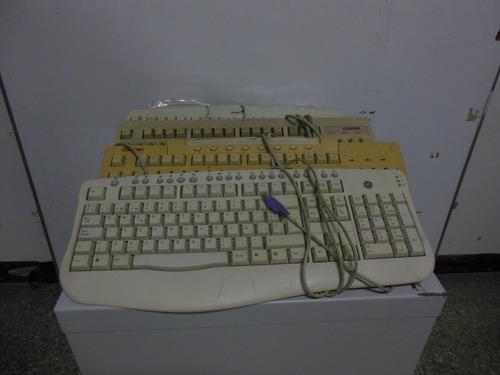 teclados puesrto ps2 ibm ge compaq genius