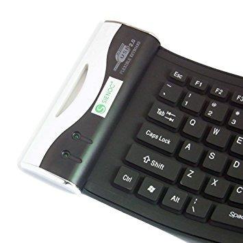 teclados, ratones y accesorios, sienoc usb 2.0 104keys f..