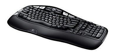 teclados, teclado logitech k350 2.4ghz