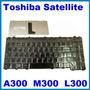 Teclado Toshiba Satellite A305 L305 L455 L515 M305 M505 L300