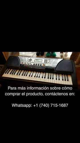 teclados yamaha psr 340