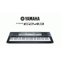 Teclado Yamaha Psr-e243 100% Original Nuevo - Audiotech.