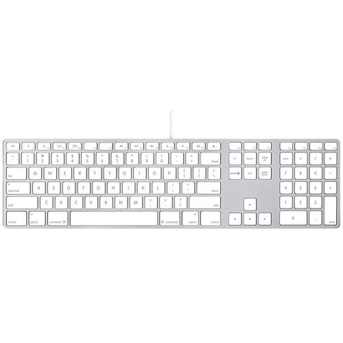 teclas com presilhas p/ teclado apple mb110 usa