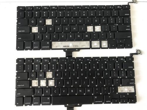 teclas para los teclados macbook pro a1278