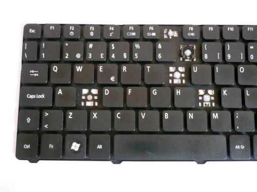 teclas teclado acer 5542g 5410 5338 v104730ak1 90.4ch07.s06