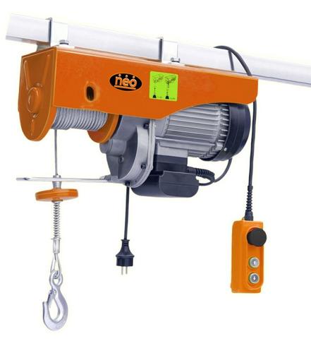 tecle eléctrico 220 volt 600 kilos ap9600