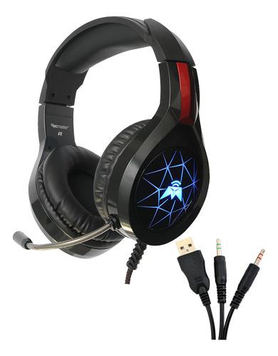 tecmaster audifonos gaming sirius