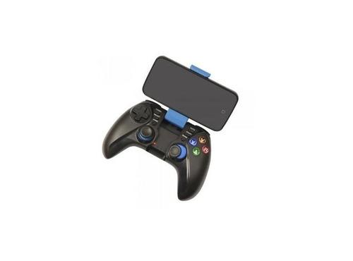 tecmaster joystick gamepad para telefonos bluetooth azul