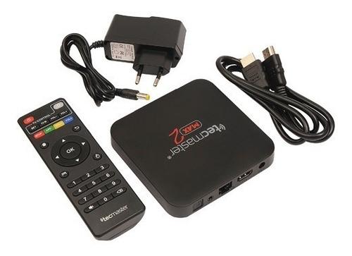 tecmaster smart tv box max 2 android 7.1 2gb - phone store