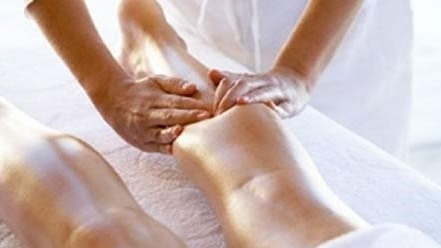 técnica de masaje relajante 4564973