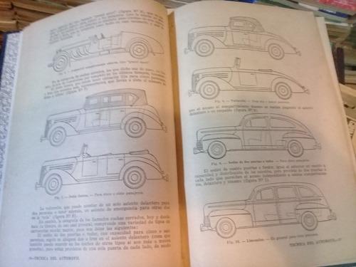 tecnica del automovil - arnoldo lucius - editorial hobby