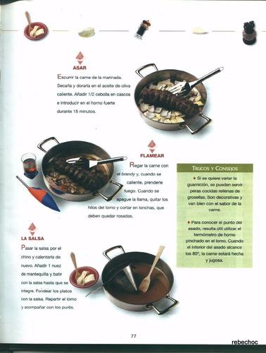 T cnicas de cocina bs en mercado libre for Tecnicas basicas de cocina pdf