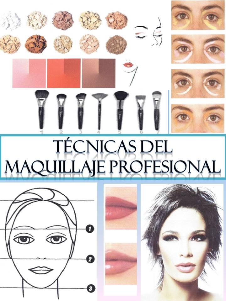T Cnicas De Maquillaje Ojos Cejas Maquillaje Profesional