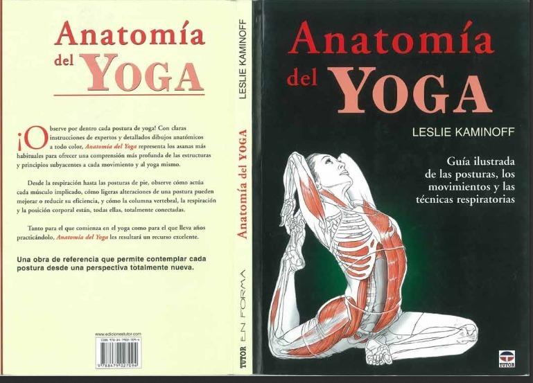 Técnicas De Yoga / Yoga Anatomy - $ 15.00 en Mercado Libre