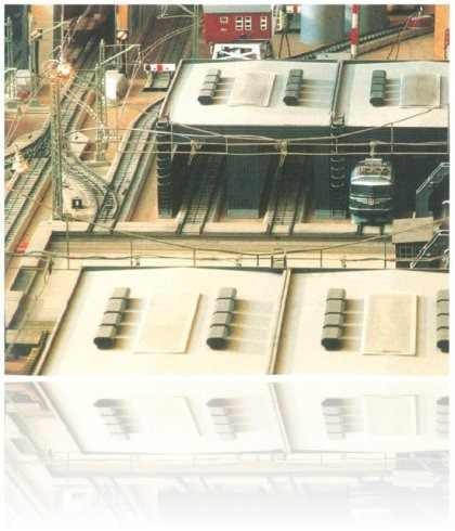 tecnicas modelismo ferroviario