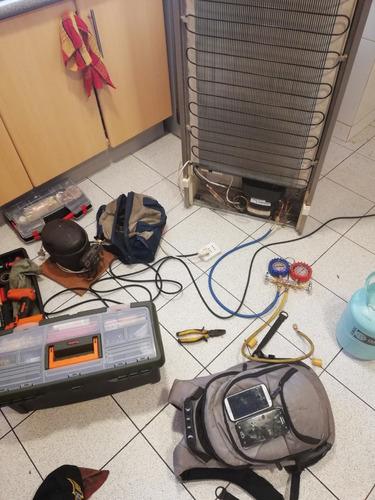 técnico 24 horas de refri cooler congeladora cecinas ac