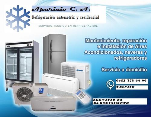 técnico aire acondicionado