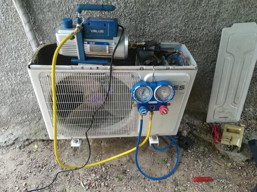 técnico aire acondicionado,