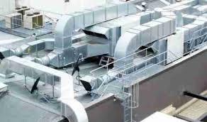 tecnico aire acondicionado, extraccion e inyeccion de aire.