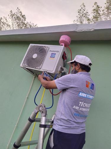técnico aire acondicionado venta instalación y mantenimiento