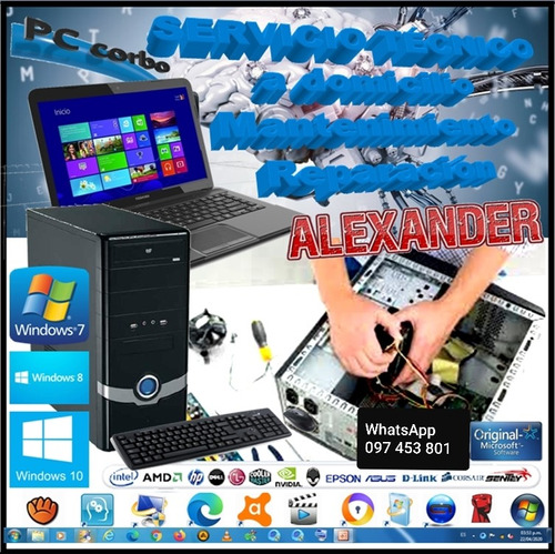 técnico computación ingeniería informática