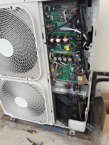 tecnico de aire acondicionado