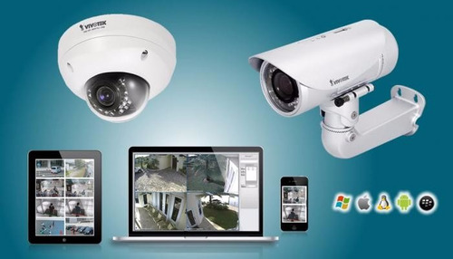técnico de cámaras de seguridad ip & venta a domicilio