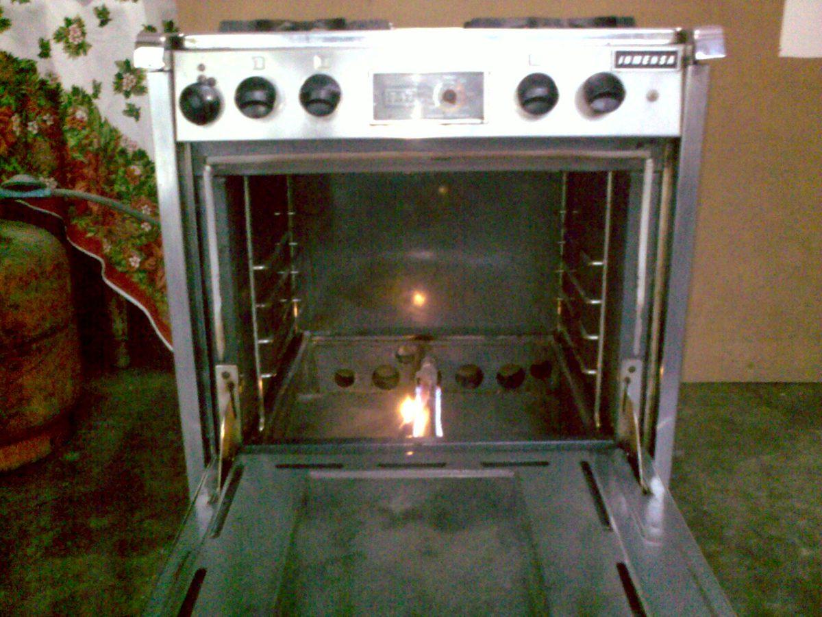 Tecnico de cocinas a gas y electricas hornos en mercado for Cocinas mixtas a gas y electricas