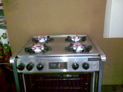 tecnico de cocinas a gas y electricas, hornos