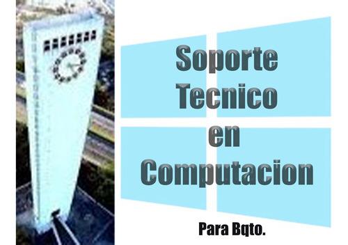 técnico de computación para oficinas y domicilios