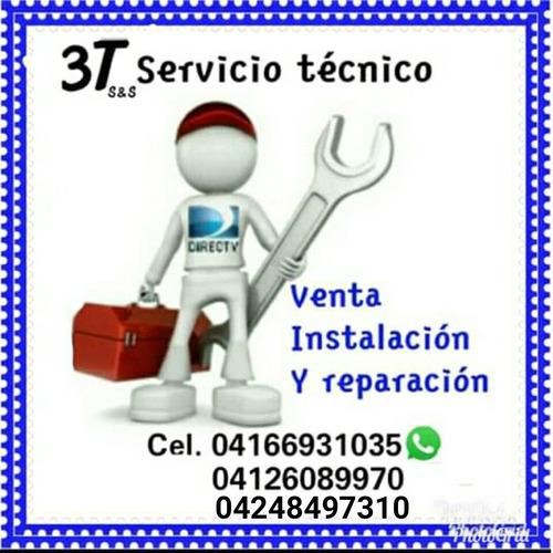 técnico de directv servicios y suministros