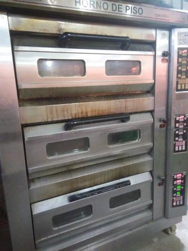técnico de hornos y maquinas de panaderías y gastronomico