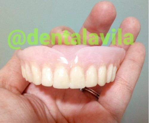 técnico dental a domicilio. emergencias y reparaciones