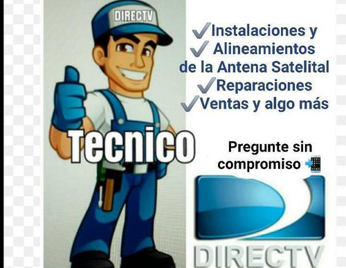 técnico directv