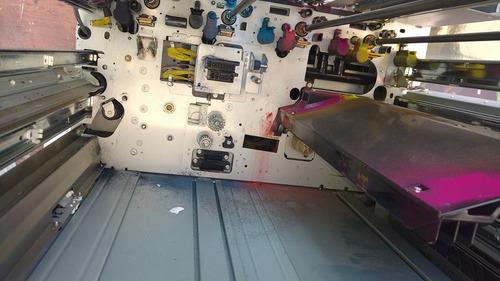 tecnico docucolor / xerox / workcentre 7775