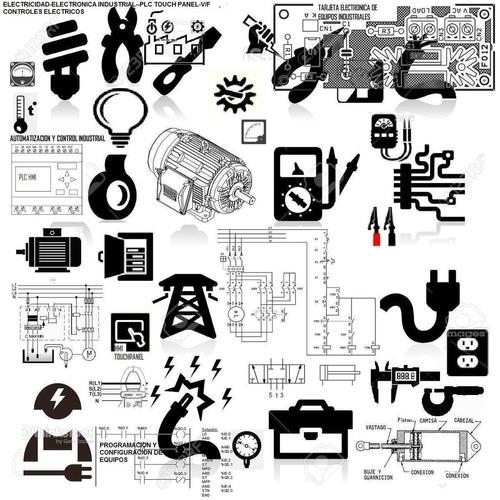 técnico electricista automatización controles eléctricos plc