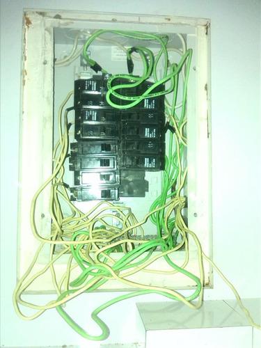 tecnico electricista, averias electricas, reparacion general
