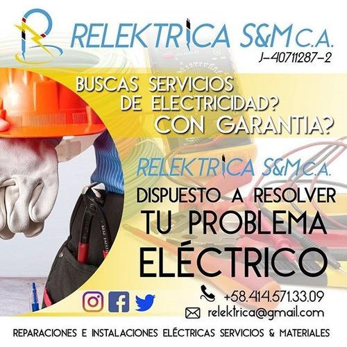 tecnico electricista barinas protector de voltaje 220v cable