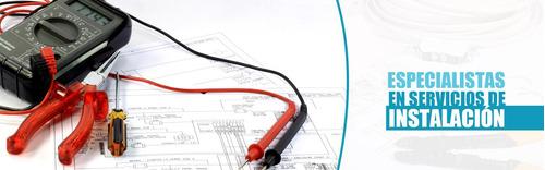 tecnico electricista domicilio industrial alto voltj 24horas