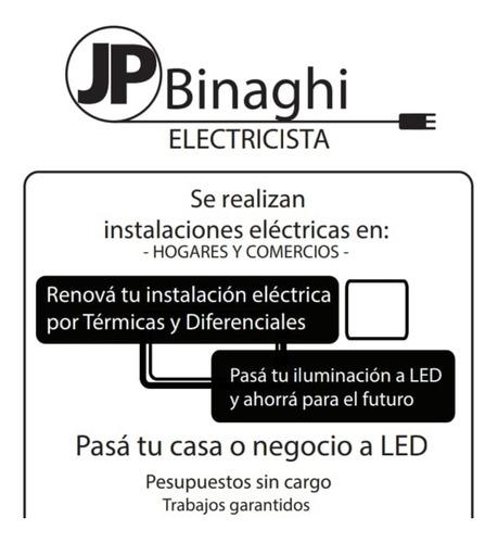 técnico electricista, domicilio y comercios