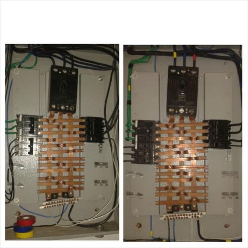 tecnico electricista. electricidad en general