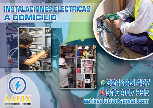 técnico electricista industrial