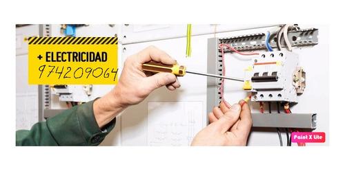 tecnico electricista - instalaciones eléctricas en general