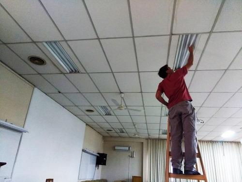 técnico electricista maestro pintor