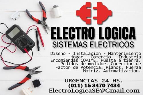 tecnico electricista matriculado