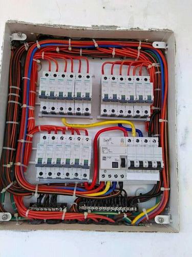 tecnico electricista matriculado. protocolo puesta a tierra.