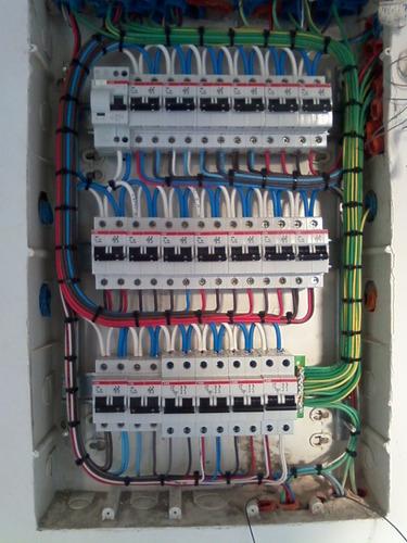 técnico electricista y firma instaladora autorizada por ute
