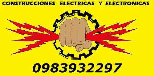 técnico electrico quito