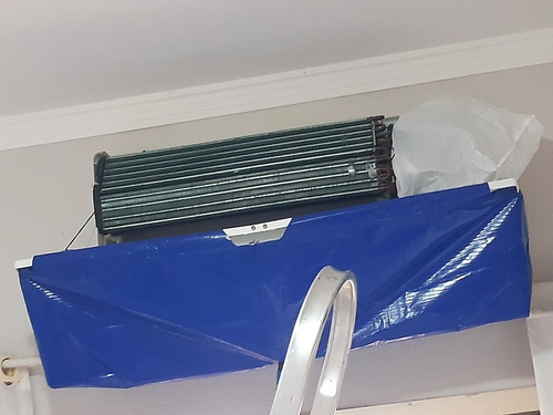 técnico em ar condiconado split residencial