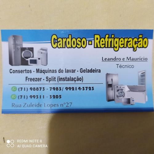 técnico em refrigeração